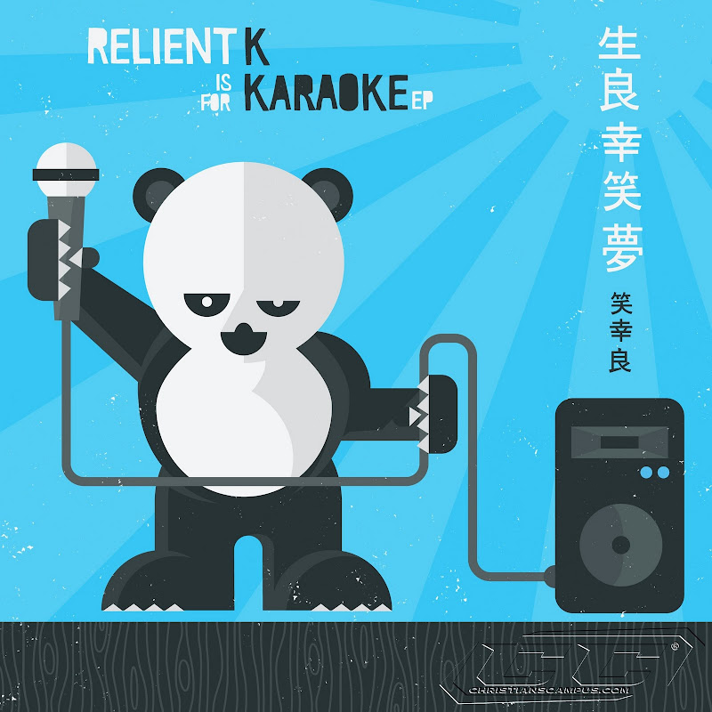 Relient K - is for Karaoke 2011 English Christian Album