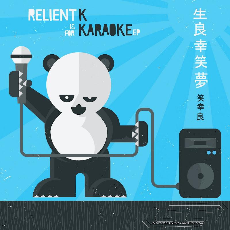 Relient K - is for Karaoke 2011 English Christian Album