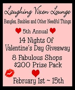 Win A $200 Prize Pack ~ Starts February 1st