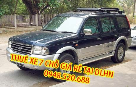 xe ford everest đẹp