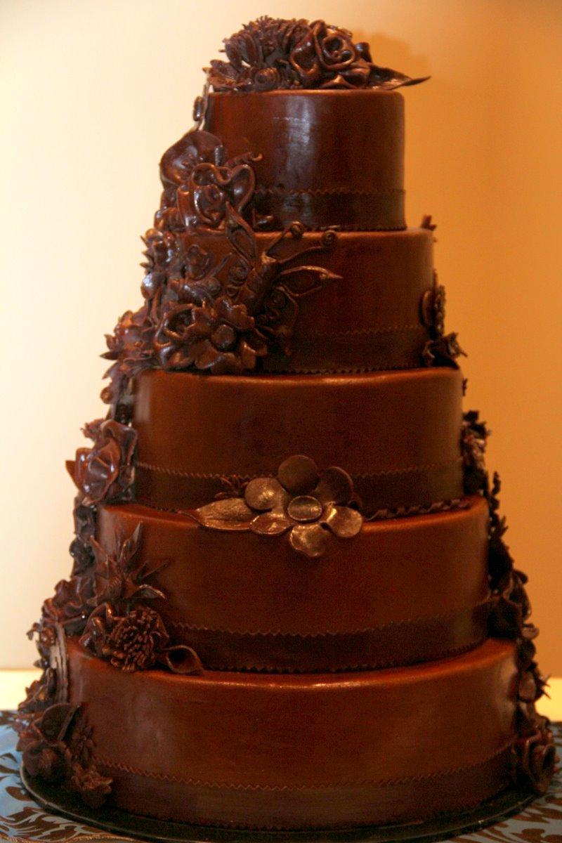 Chocolate Plastic Cake Decorating
