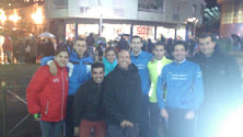 Carrera Noche de San Antón Jaén 2013