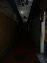 Creepy Dark Alley