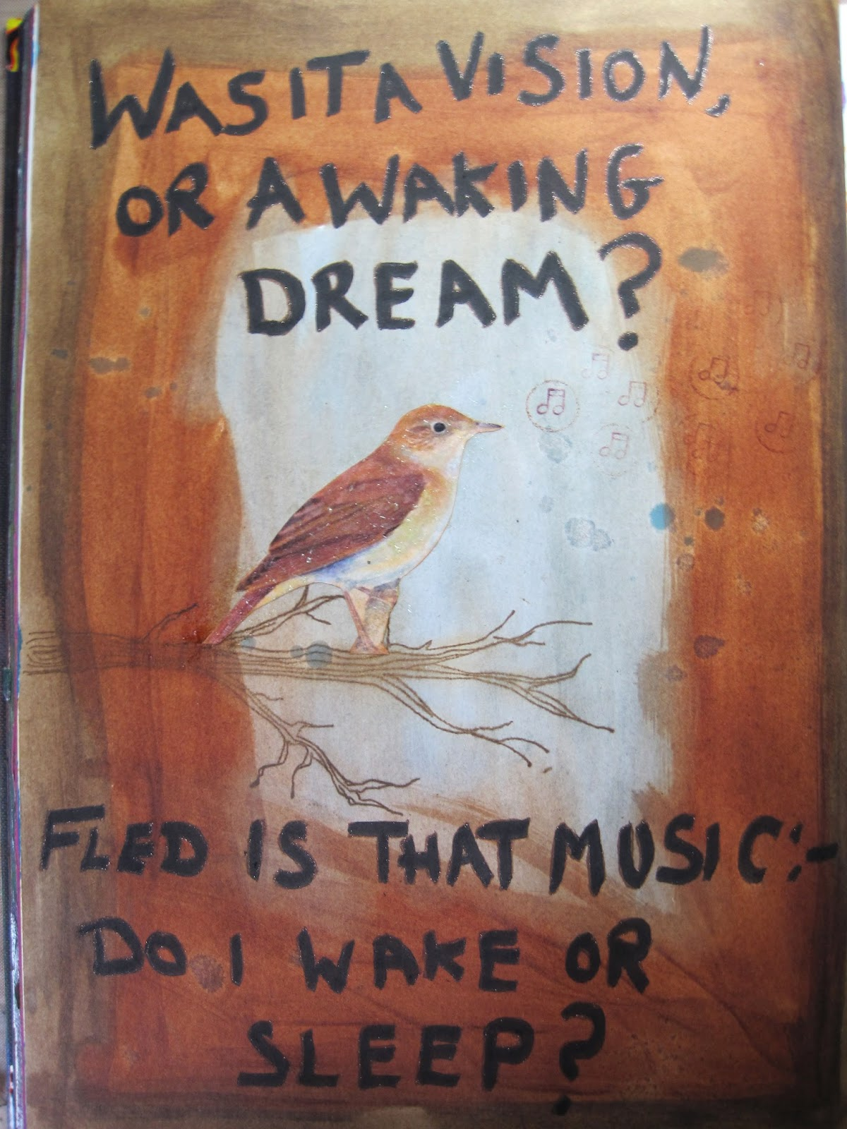 Music - Ode to a Nightingale