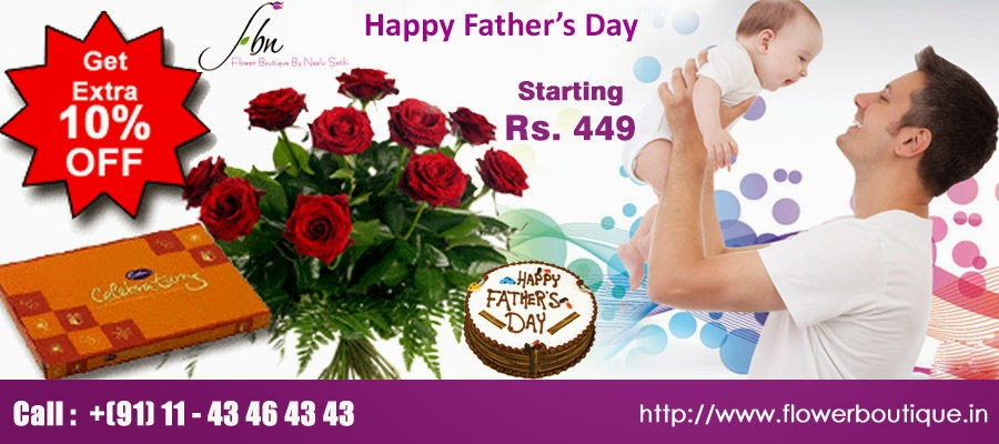 Fathers Day Flowers and Gifts online