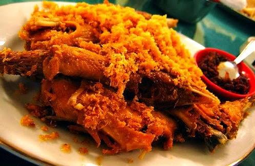 Resep ayam goreng, ayam goreng bumbu kelapa, cara membuat ayam goreng kelapa