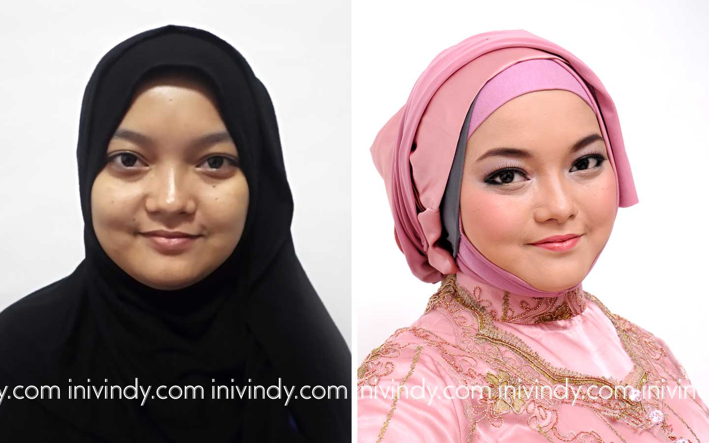 17 Model Jilbab Wisuda Untuk Muka Lonjong Tutorial Hijab Terbaru