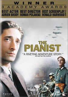 Poster for Polanski's The Pianist