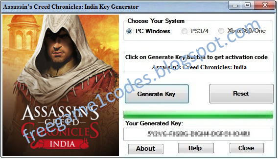 assassins creed 2 uplay activation code generator