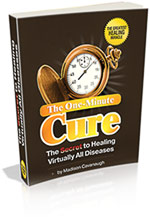 Get The One Minute Cure by clicking on the image below