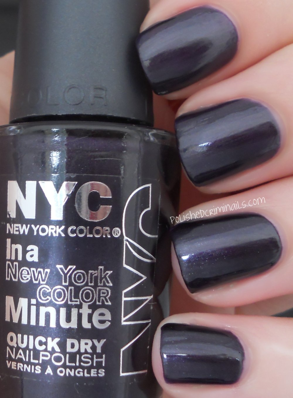 May\'d In Britain: NYC | Polished Criminails | Bloglovin\'