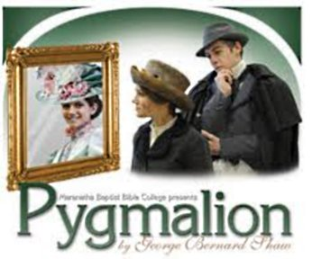 english standard speech pygmalion Through the concept of visible speech, shaw hits on the two aspects of  clichéd formula of the standard rags-to  girl with deplorable english,.