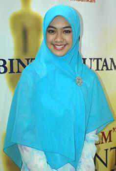 YMM Lady Raja Dr Nurul Iman Sha