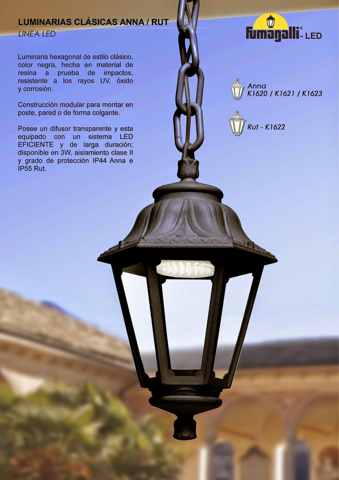 Luminaria led para alumbrado exterior electroazuay cia for Luminarias de exterior