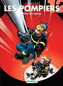 Le nouveau Tome des Pompiers