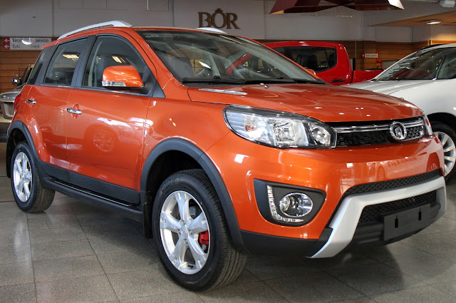 Great Wall M4 2015 BOR s.a