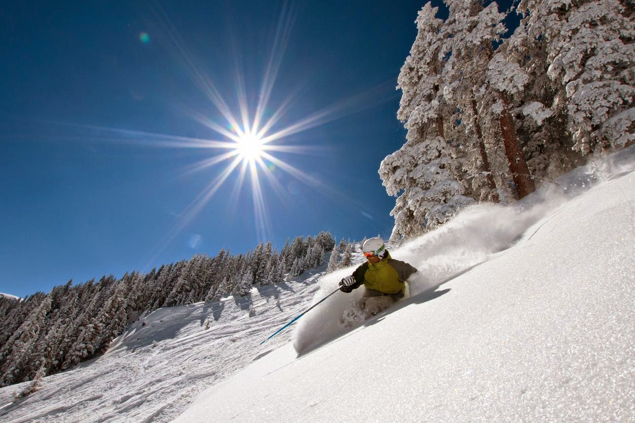 Steep terrain at Taos Ski Valley. Credit Liam Doran   A ski destination heads to the big leagues.