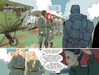 Page 11 rom DC Comics Bombshells #3