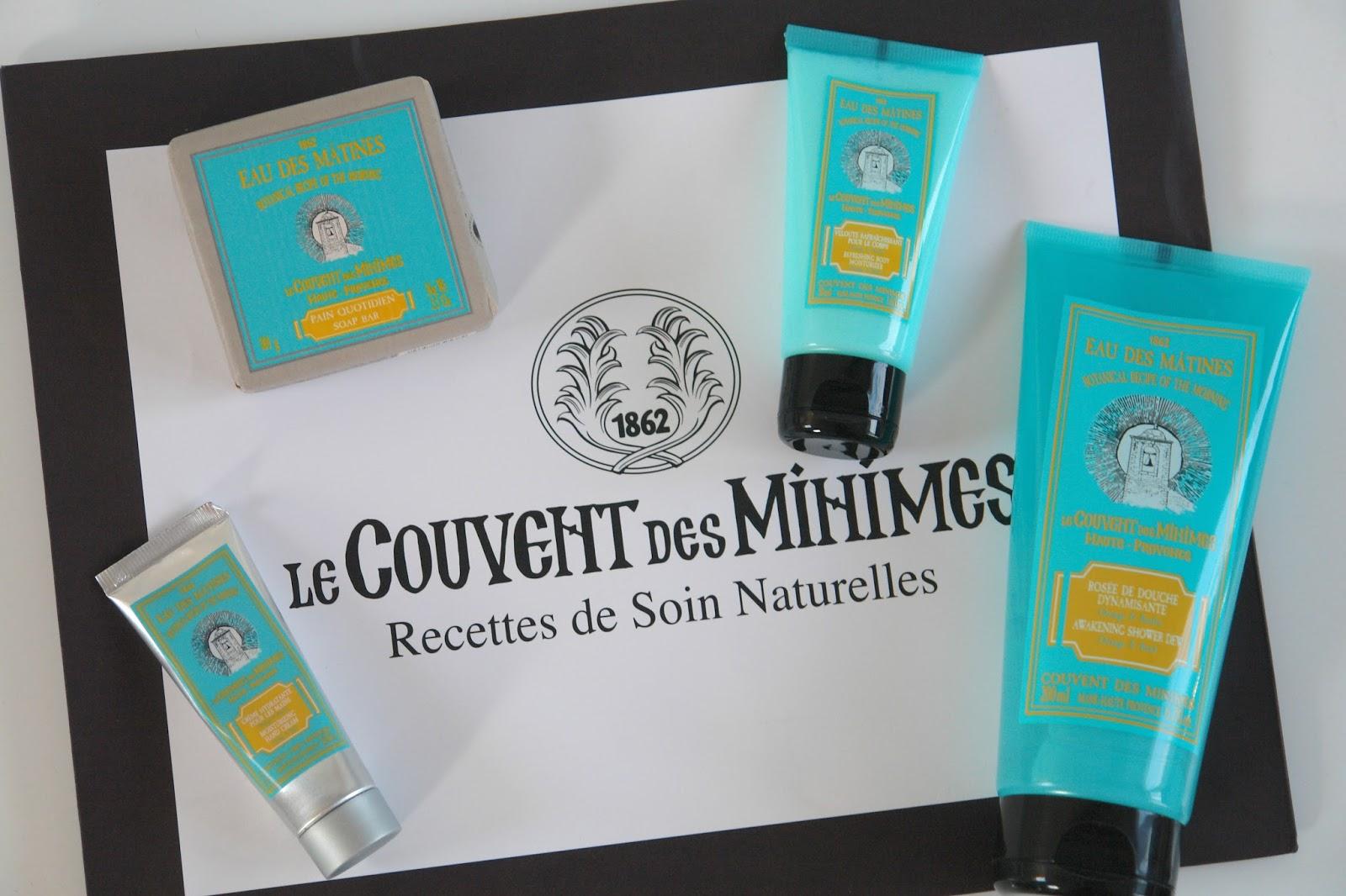 Le Couvent des Minimes products mini-reviews