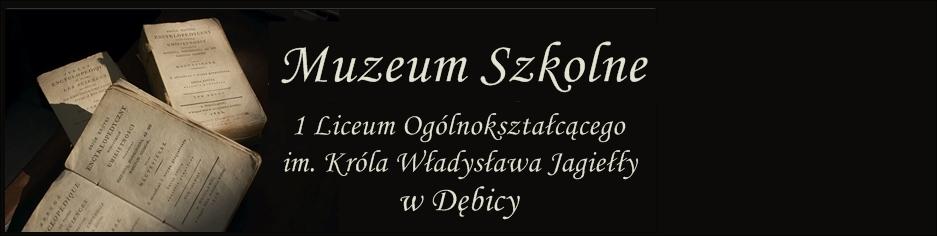 Muzeum 1 LO w Dębicy