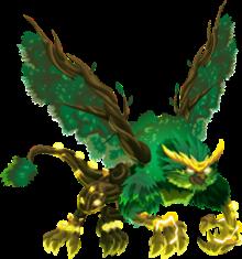 imagen del monstruo griffex de monster legends