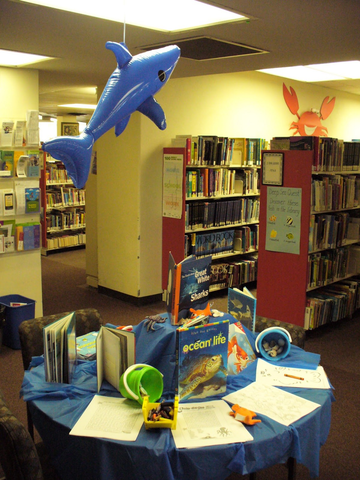 Library Displays World Oceans Day  June 8th. Date Ideas Redondo Beach. Kitchen Cabinet Storage Design Ideas. Makeup Storage Ideas Uk. Outfit Ideas Pokemon X. Paint Color Ideas For Vaulted Ceilings. Kitchen Backsplash Subway Tile Design Ideas. Patio Ideas Country. Cake Ideas For A Man