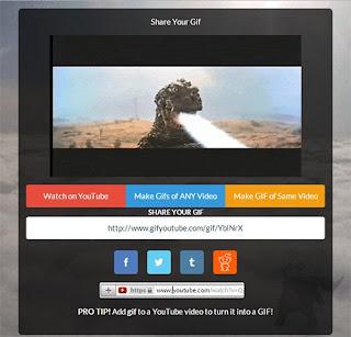 Convert Video Youtube ke Gif Dengan Mudah