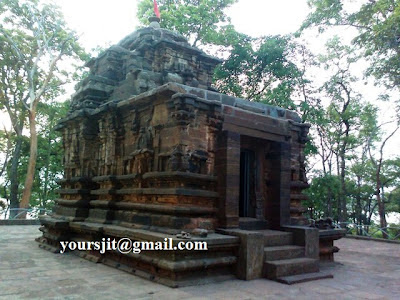 Bastar Shiv Temple