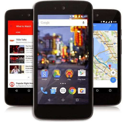 Android One sudah mulai dijual di Indonesia