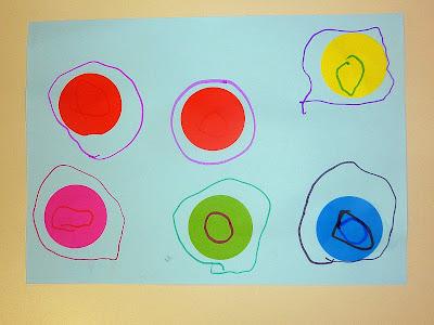 Graphisme ronds en petite section