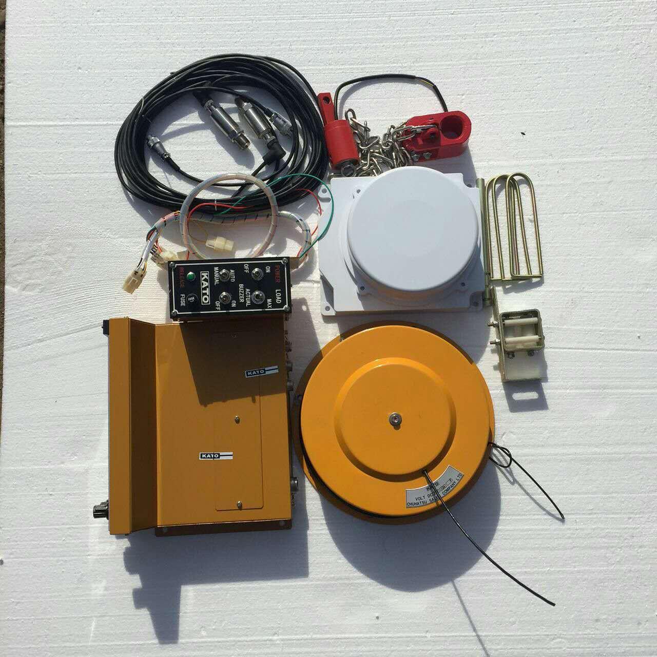 Used Crane Spare Parts : Brand new kato crane computer full set