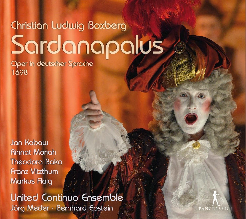 Boxberg Sardanapalus - Pan Classics
