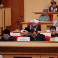 Pembangkang Tidak Hormat Sultan Perak Di Istiadat Pembukaan Sidang Dewan