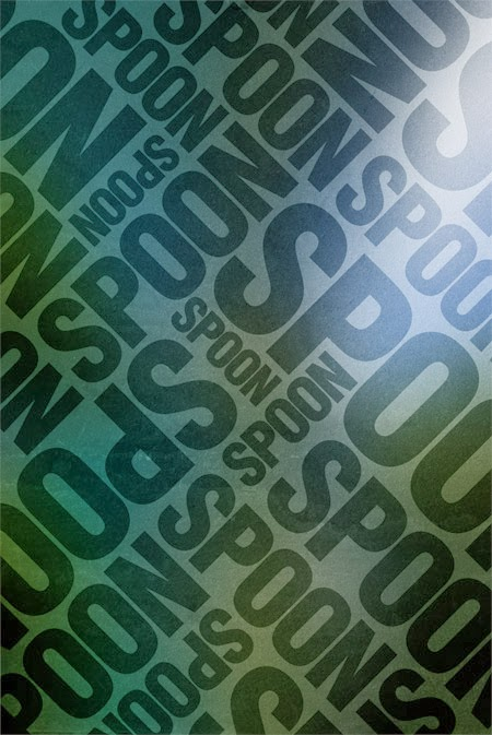 A Trendy Typographic Poster Design
