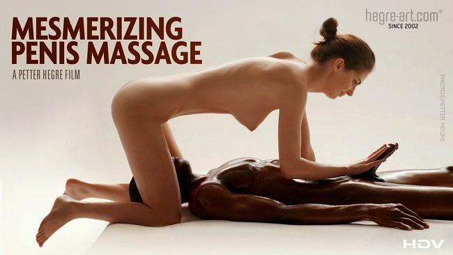 art penis massage Hegre