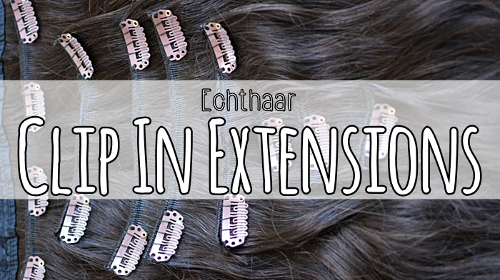 Echthaar Clip Extensions