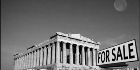 Grécia: PAÍS HIPOTECADO TRANSFORMADO EM PROTETORADO