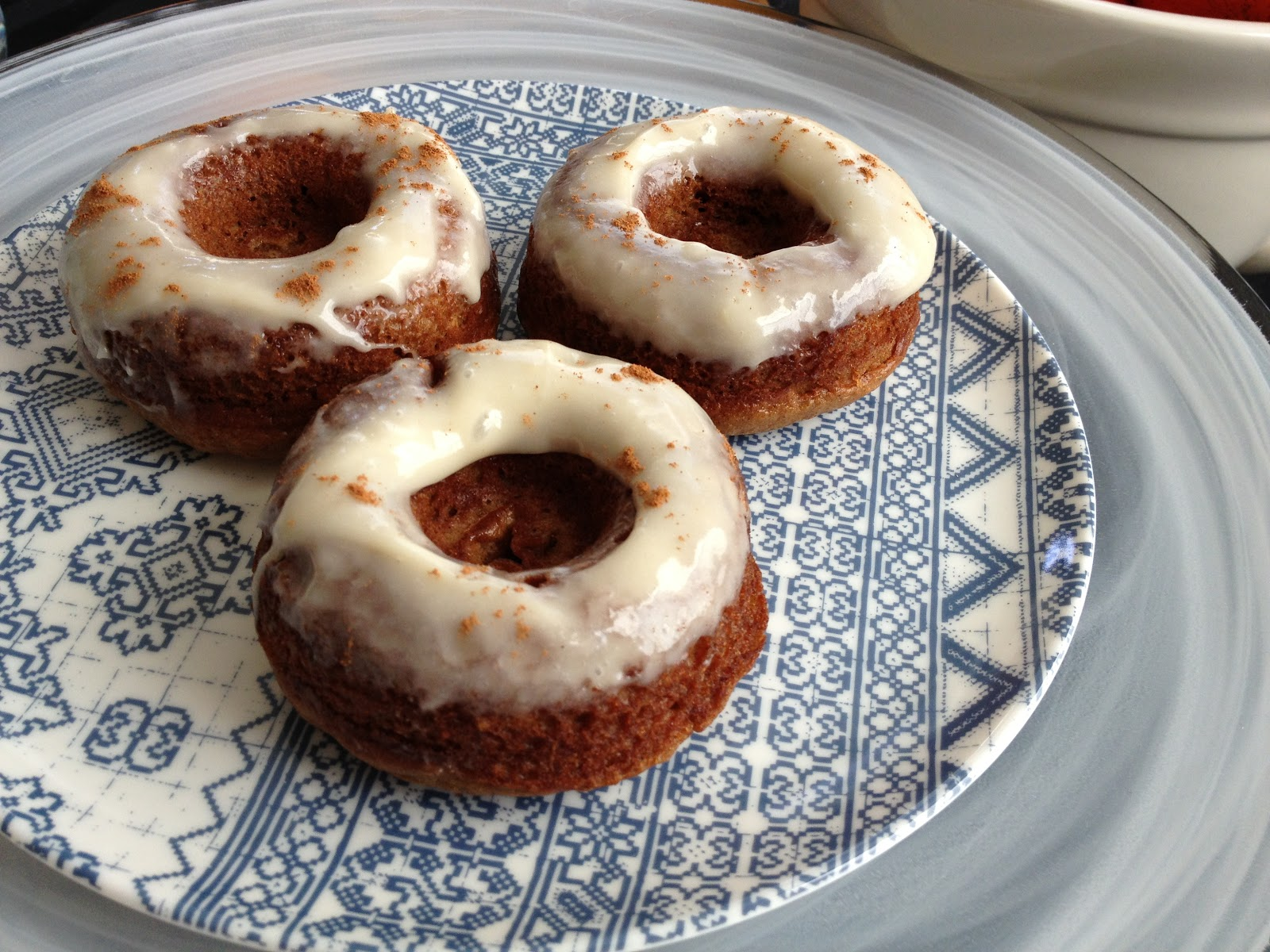 Whisking Through Life: December Donuts - Week #3: Baked ...