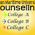 IMU CET Counselling 2015 Schedule-Updated