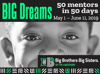 Big Brothers Big Sisters 50th Anniversary