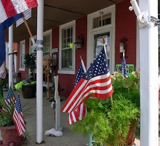 Main Street Stanardsville, Virginia