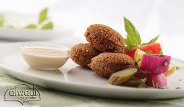 Falafel With Tarator Sauce Recipe