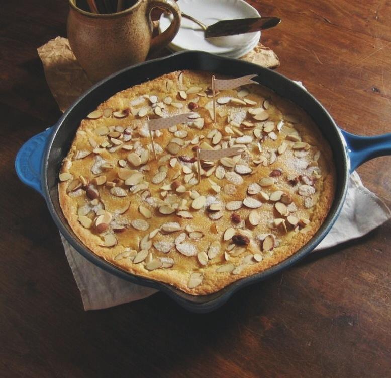 Swedish visiting cake :: une gamine dans la cuisine