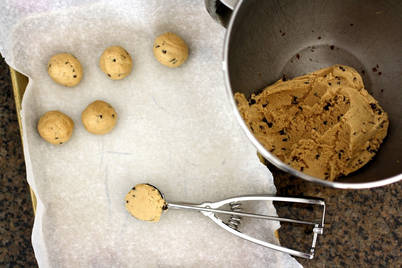 PEANUT BUTTER COOKIE DOUGH TRUFFLES: Butter With A Side of Bread