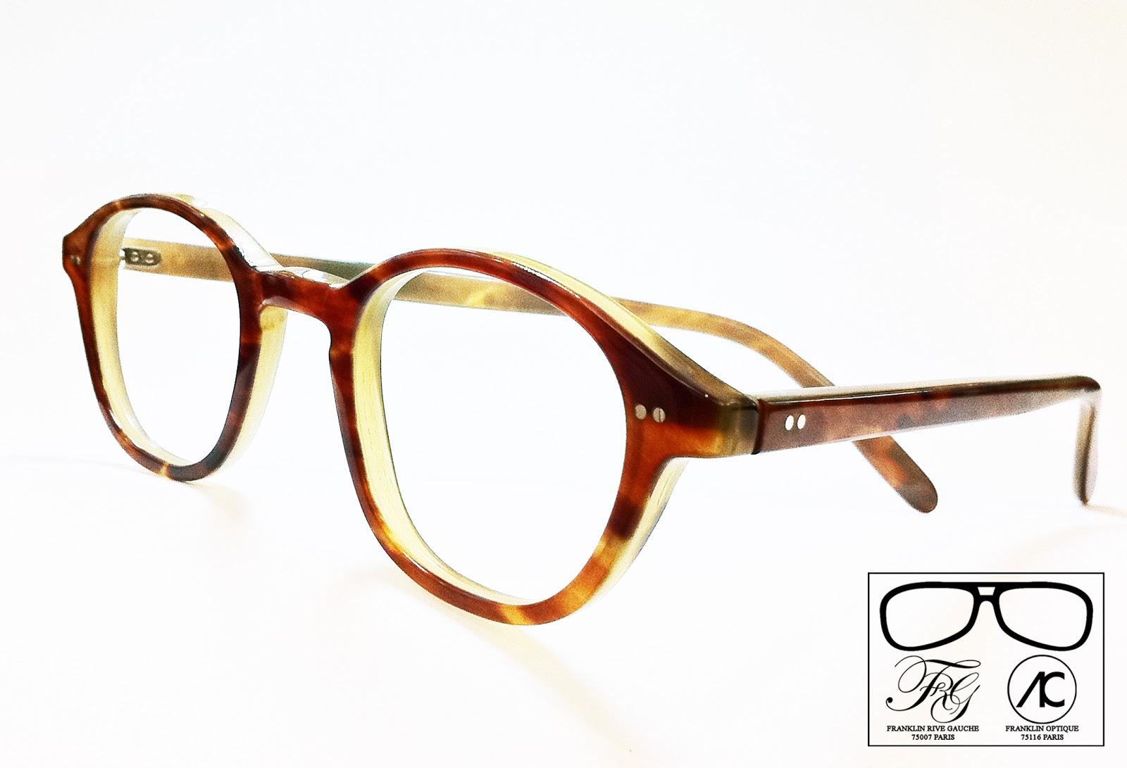 Craquez et venez faire façonner vos envies de lunettes chez Franklin Rive  Gauche et Franklin Optique. a1e40382242a