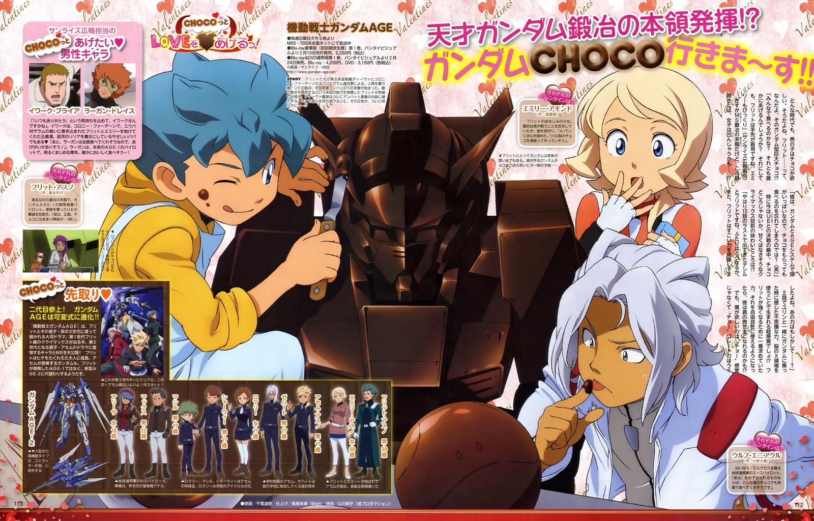 GUNDAM GUY: Gundam AGE Image Large Size Scans - Newtype Magazine (Feb ...