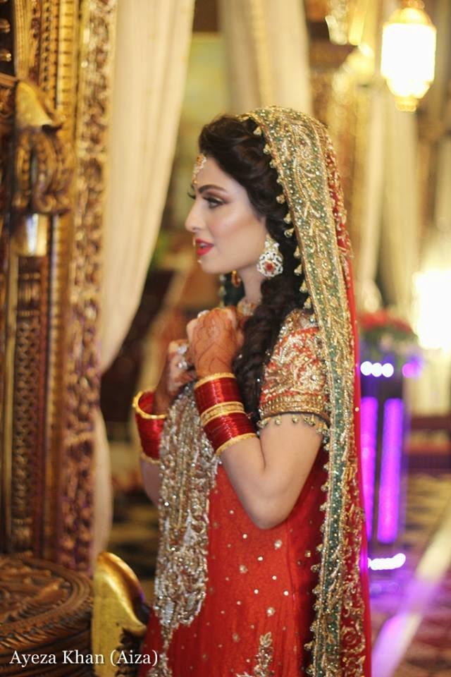 Aiza Khan Latest Wedding Images