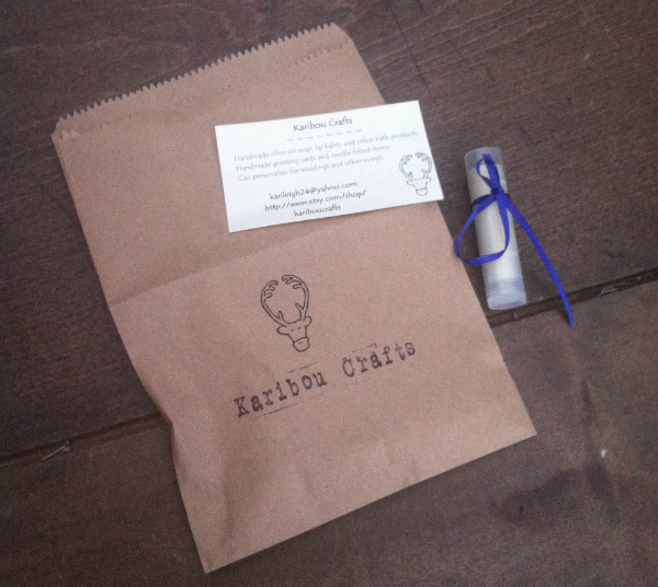 Indie Gift Box Monthly Subscription Review - August 2012