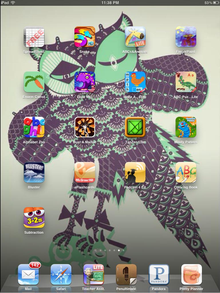 Kinder Rocks Need Educational Ipad App Ideas