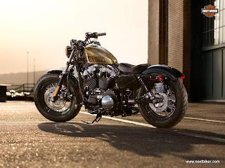 Harley Davidson XL1200X Forty-Eight 48